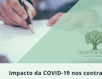 IMPACTO DA COVID-19 NAS RELAÇÕES CONTRATUAIS