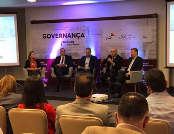 Corporate Governance for business leaders – Amcham Forum Recife